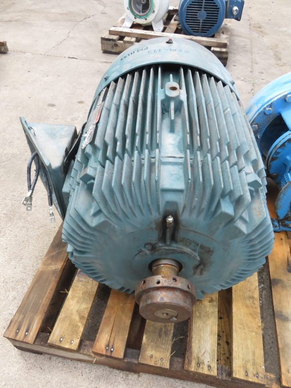 Hp Reliance Electric Ac Motor 3565 Rpm 460v