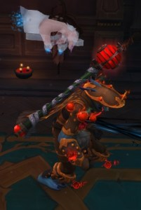 The Heartsbane Triad's Soul Manipulation in Waycrest Manor