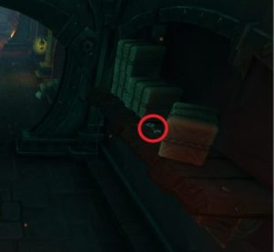 A Discarded Cell Key in Tol Dagor