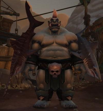 Trothak's boss model in Freehold