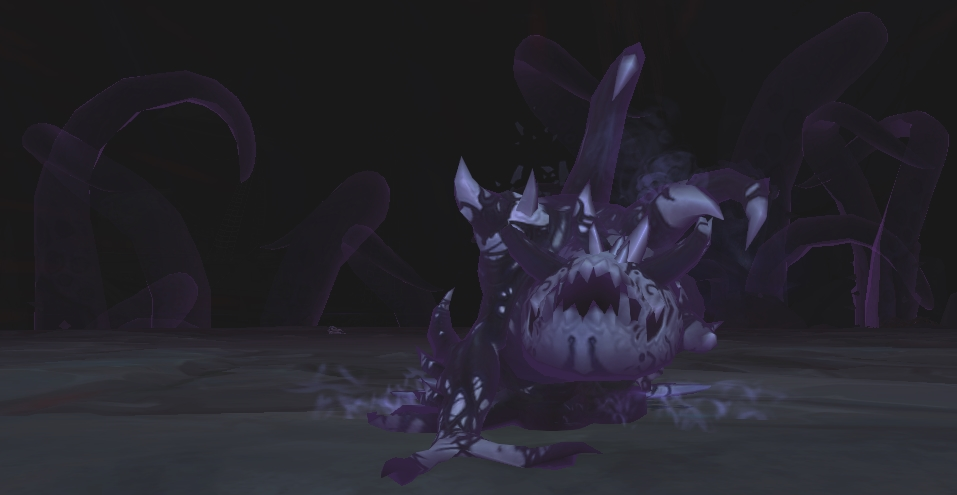 Vol'zith the Whisperer's Grasp of the Sunken City in Shrine of the Storm