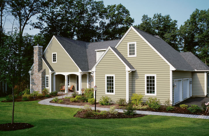 Which Home Siding Options Are Most Eco Friendly Peak Oil