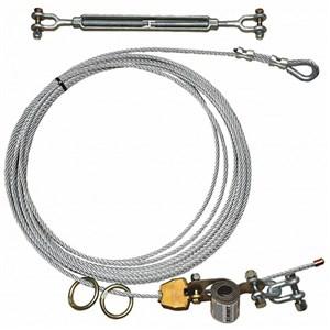 3M DBI/SALA 7602020 20 Foot Sayfline Cable Horizontal