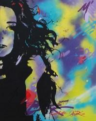 libre est une peinture streetart par peam's streetartiste et artiste urbain