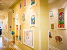 Kids Live Here! Great kid friendly home decor ideas