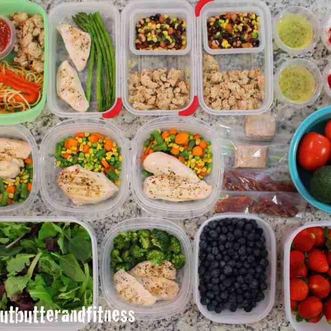 Meal Prep Ideas – 7 Days