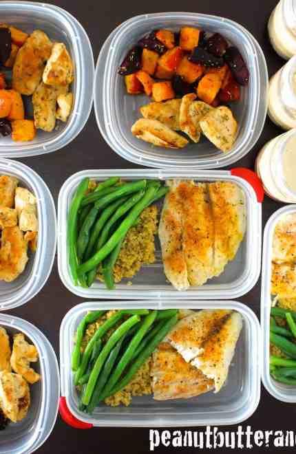 Short Week Meal Prep