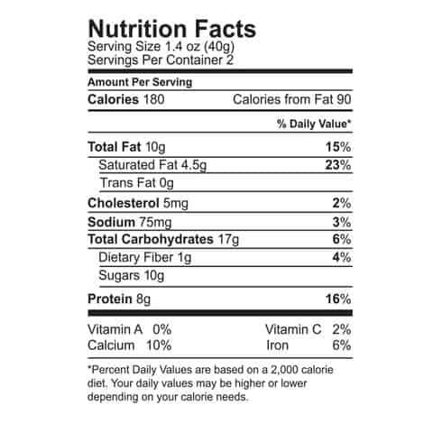 buffbake-nutrition
