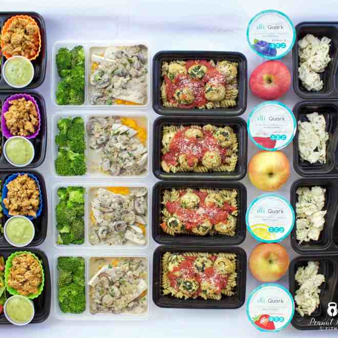 Meal Prep – Week of March 6th, 2017