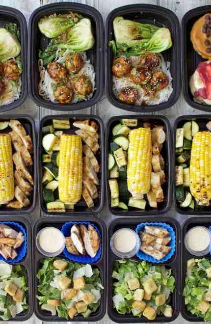 Meal Prep – Week of March 27, 2017