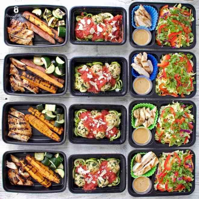 Meal Prep – Week of May 8th, 2017