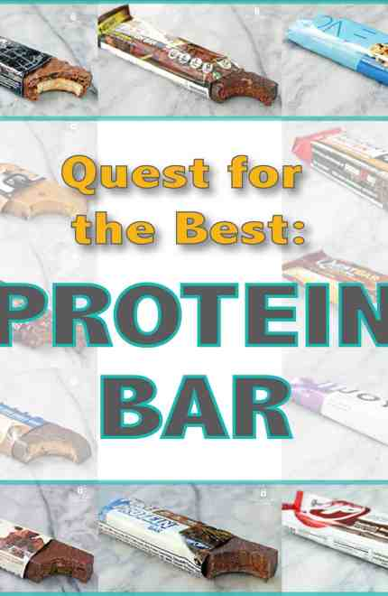 Quest for the Best – Protein Bar