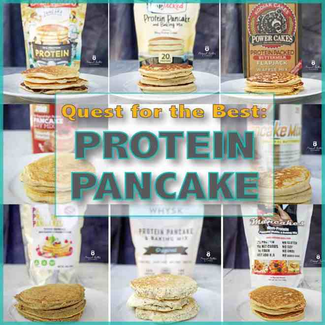 Quest for the Best – Protein Pancake Mix