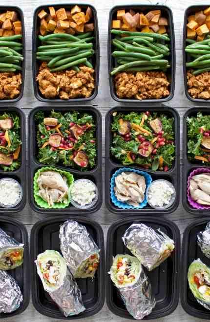 Meal Prep – Week of October 16th, 2017
