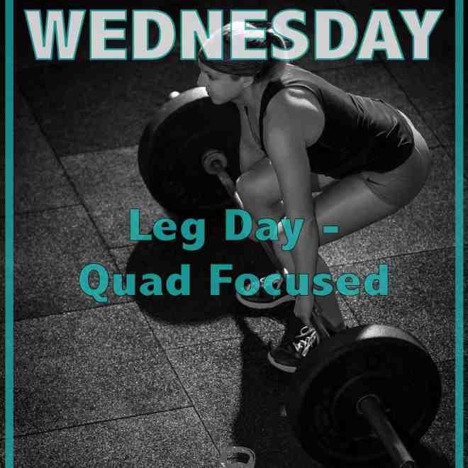 Workout Wednesday – November 2017