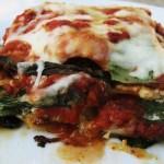 Low Calorie Veggie Lasagna