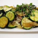 Summer Squash and Zucchini Saute