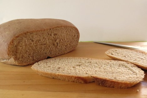 Off the Hook Rye Bread