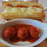 Man vs Woman –  Buffalo Chicken Meatball Round