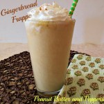 Gingerbread Frappe