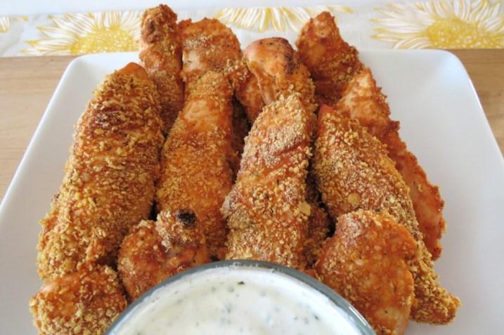 Buffalo Chicken Fingers