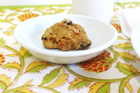 Carrot Cake Muffin Cookies