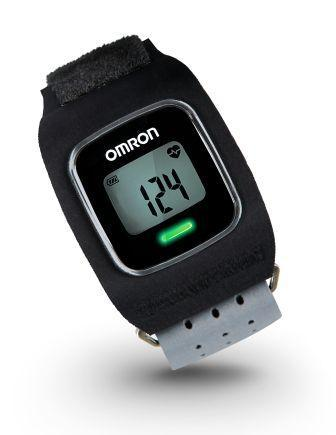 Omron HRM Watch