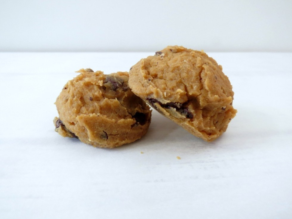 Beany Weeny PB Chocolate Cookies
