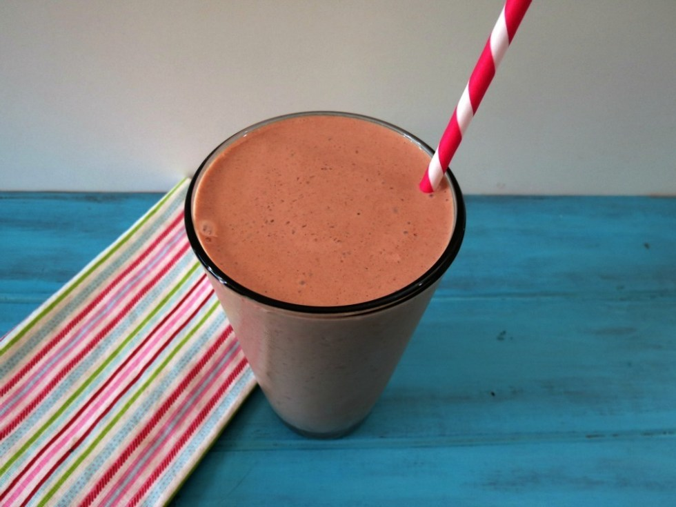Chocolate Protein Milk Shake