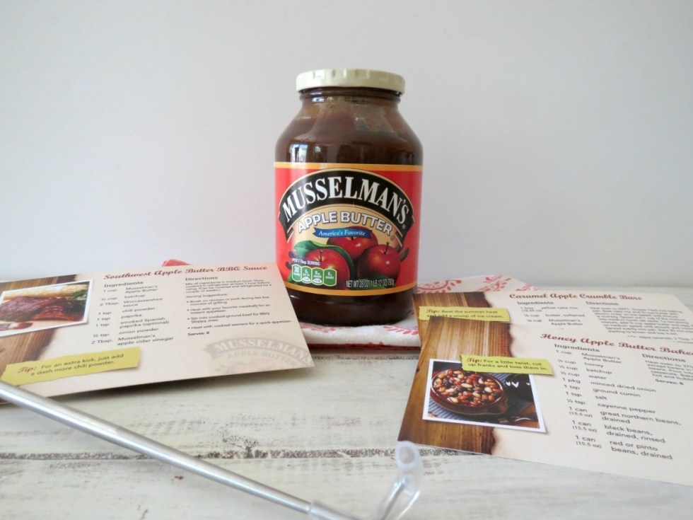 Musselman's Giveaway