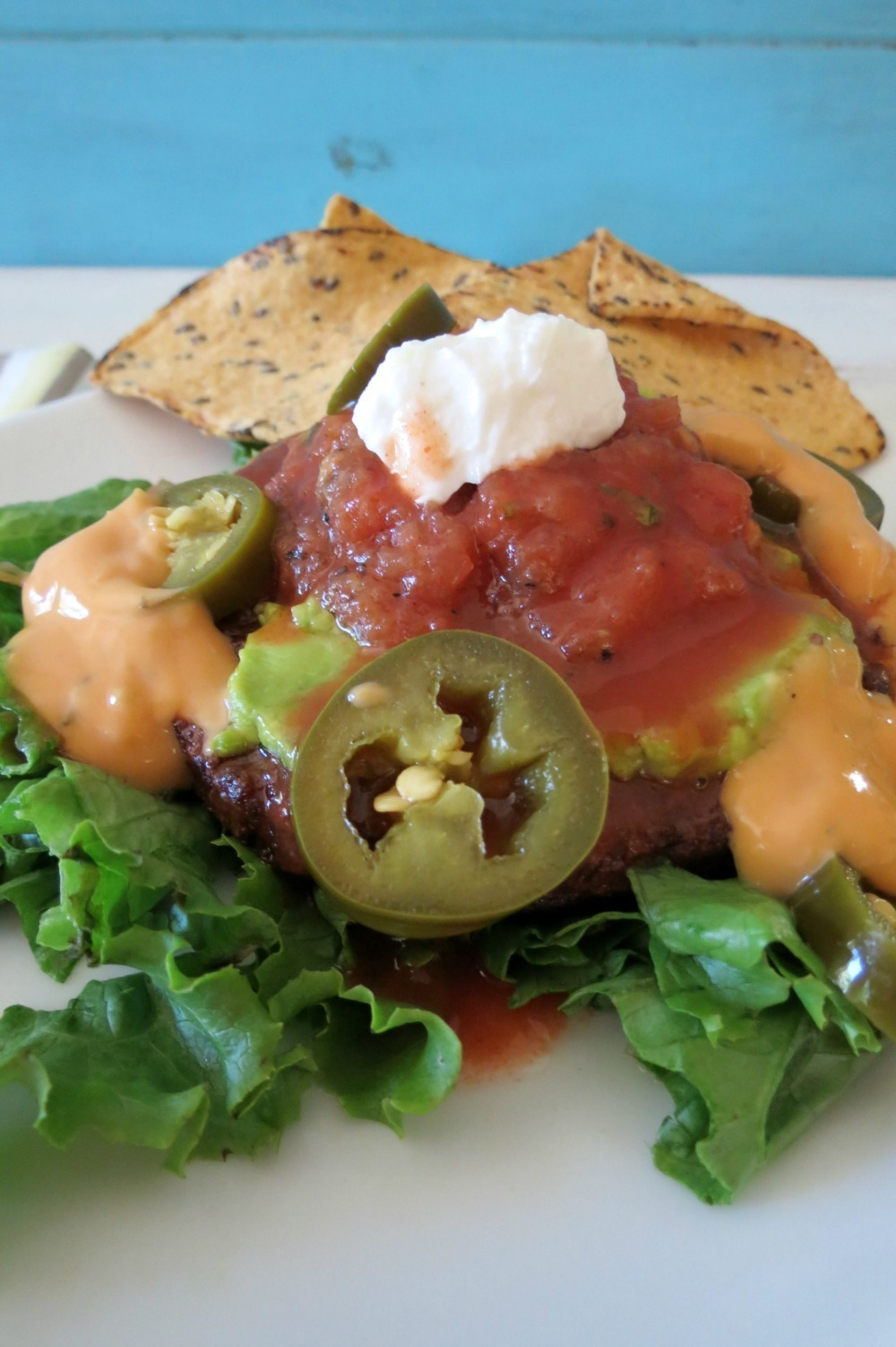Black Bean Burgers Peanut Butter And Peppers