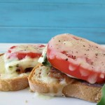 Open Face BTC Sandwich #SundaySupper