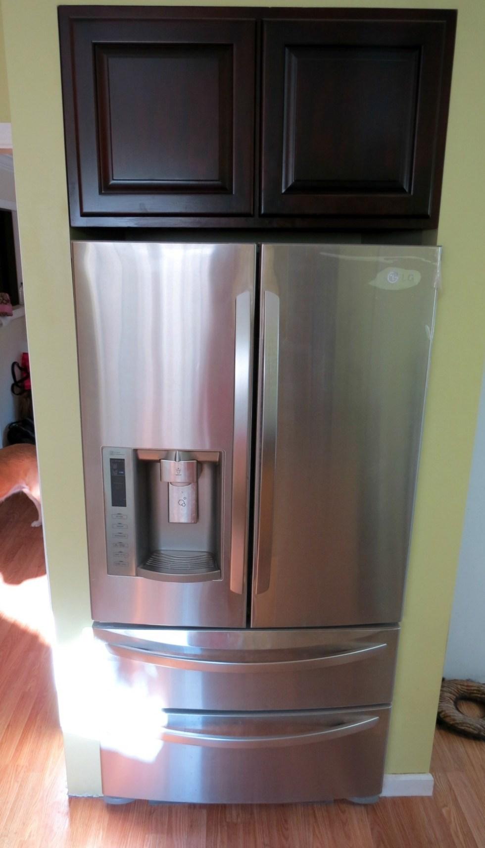 Refridgerator Makeover