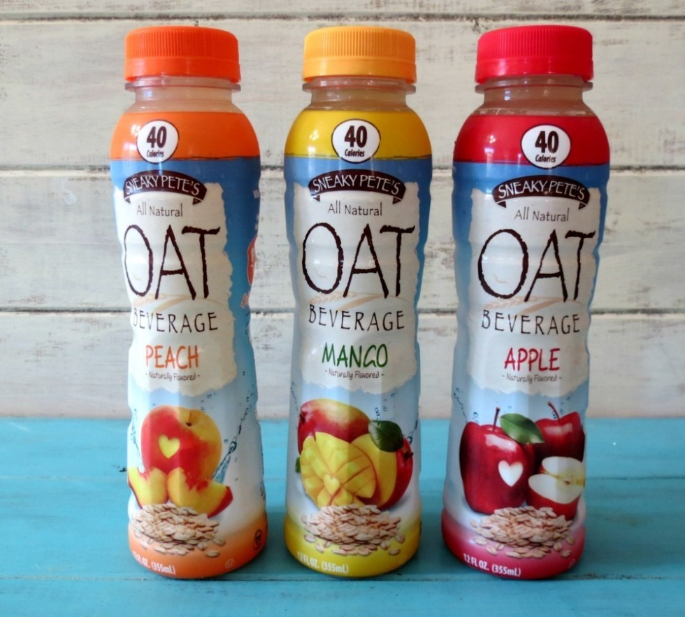Sneaky Pete's Oat Beverages