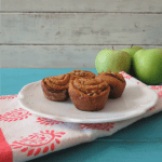 Mini Apple Cinnamon Rolls #SundaySupper