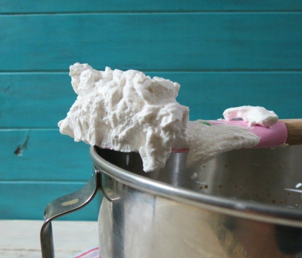 Peppermint Whip Cream