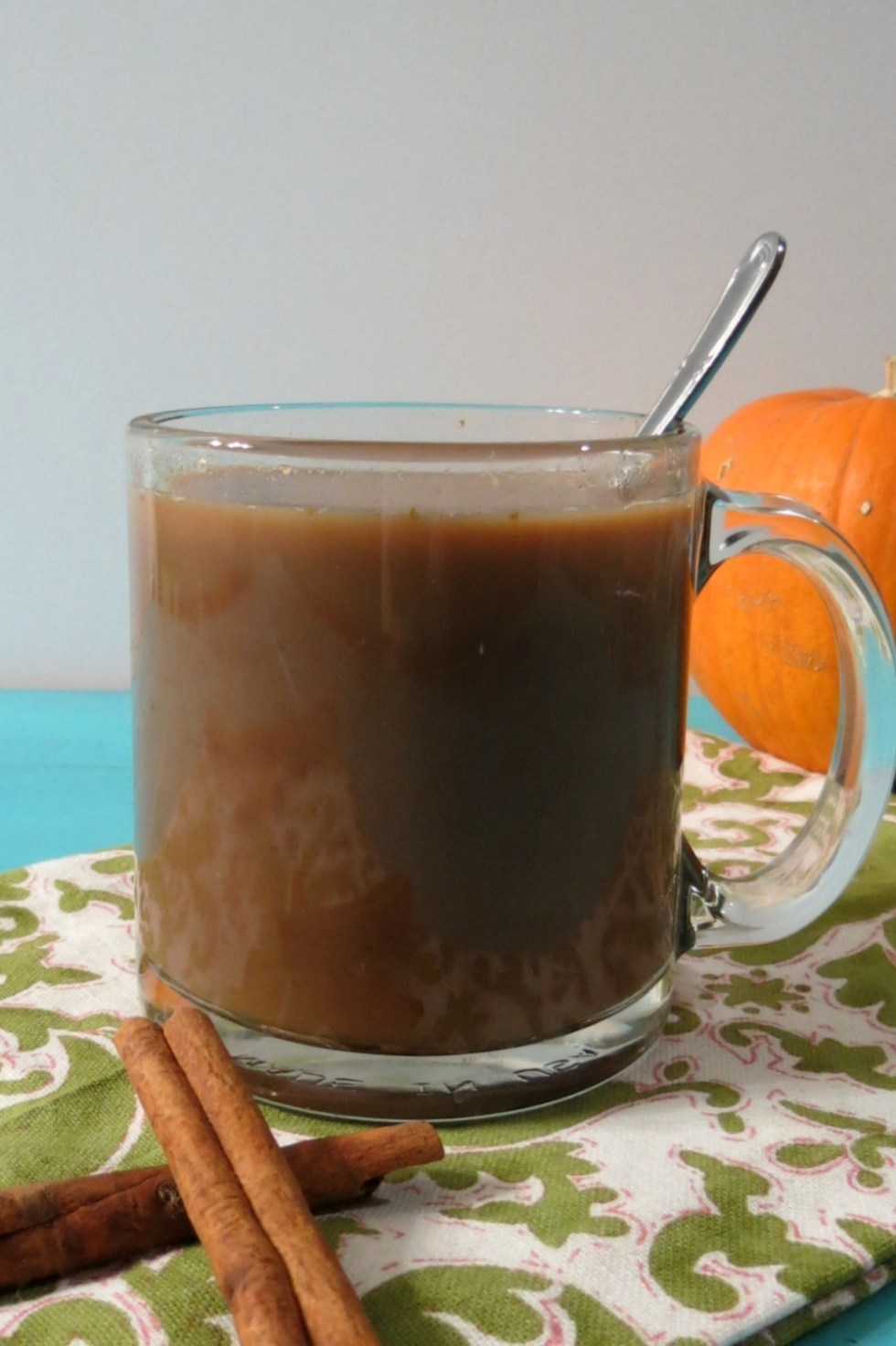 Pumpkin Mocha Chai Tea