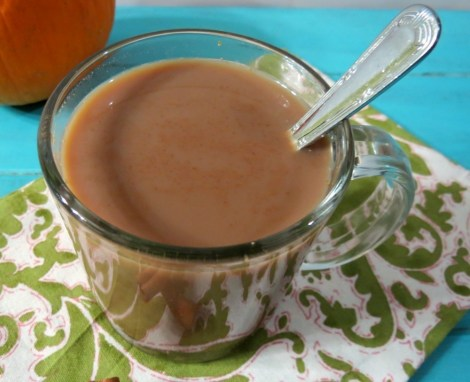 Pumpkin Mocha Chai Tea