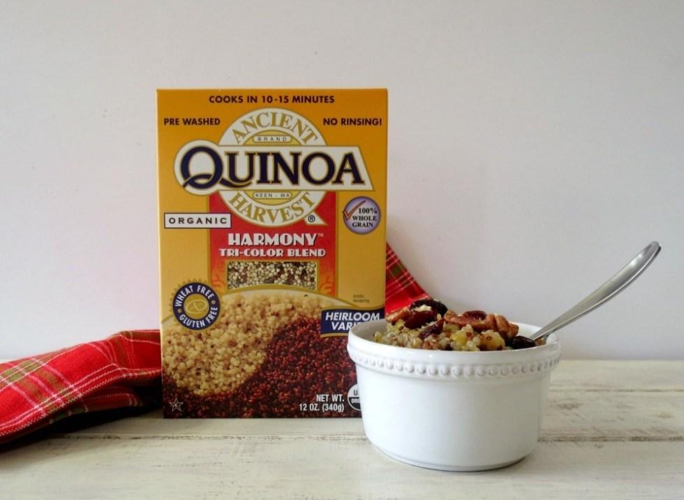Winter Harvest Quinoa Oatmeal 041a