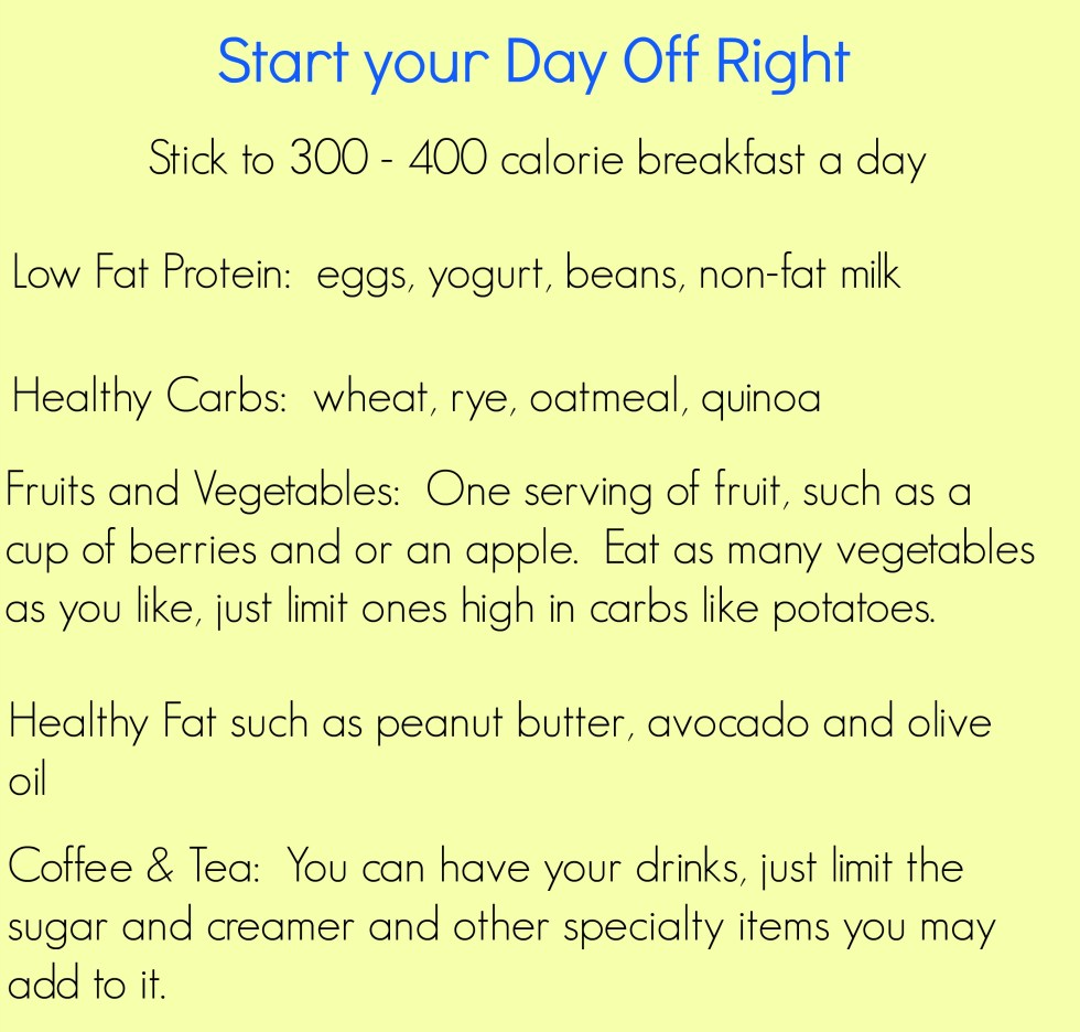 Start Your Day Off Right #HolidayDetox