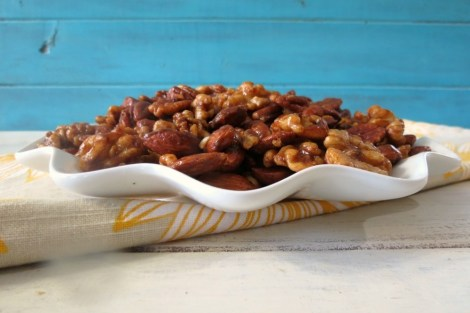 Sweet and Savory Mixed Nuts 033a
