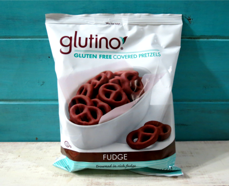 Glutino Chocolate Covered Pretzels