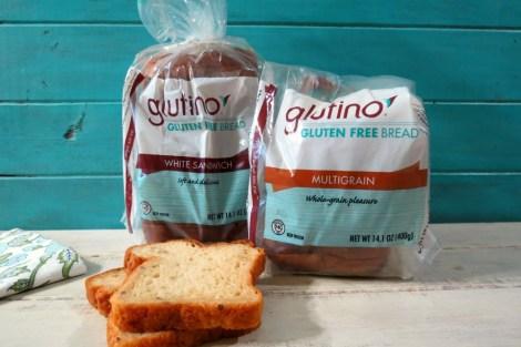 Glutino Sandwch Bread