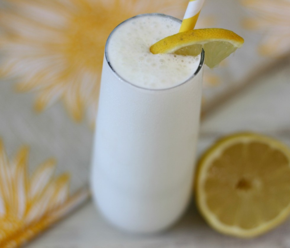 Lemon Meringue Smoothie