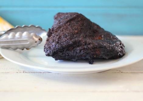 Smoked Beef Brisket with Carolina Rub