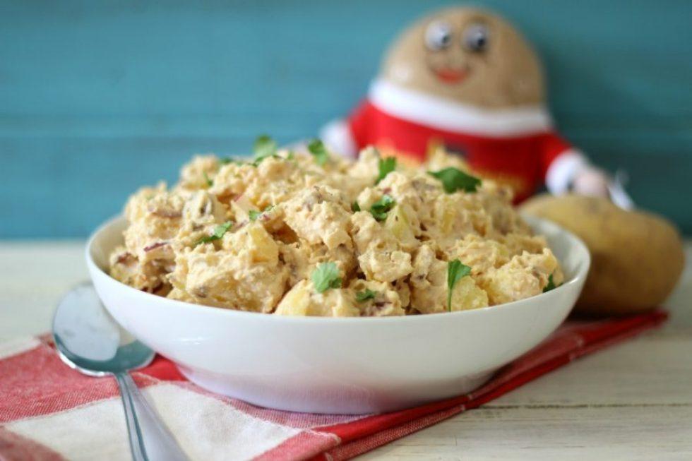 Chipolte Bacon Potato Salad #SundaySupper