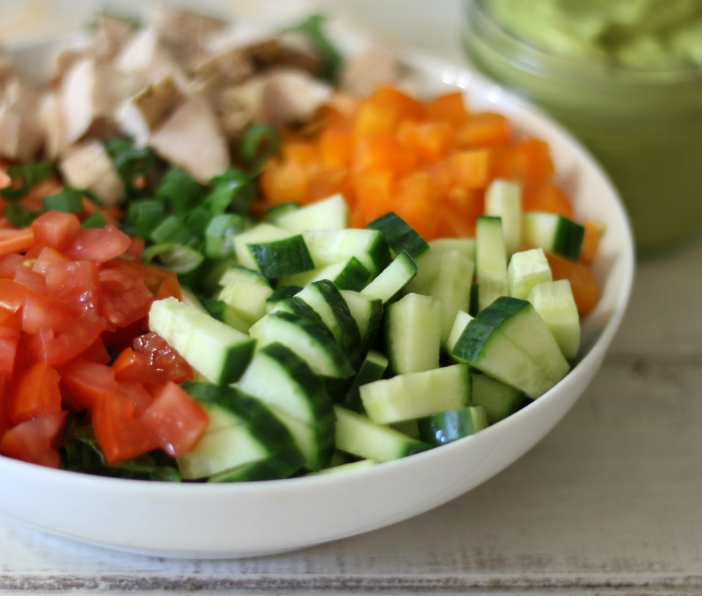 No Need For A Boring Salad Peanut Butter And Peppers