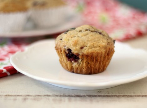 Cherry Chocolate Chunk Muffins