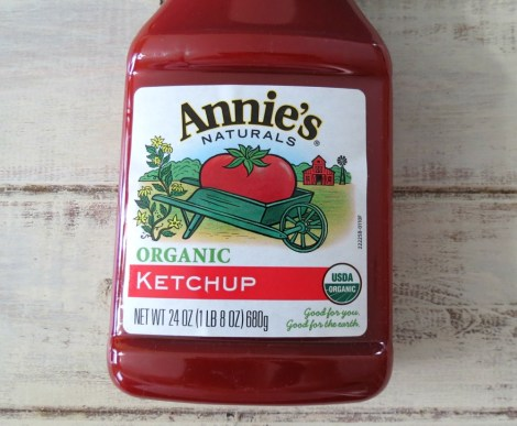 Annies All Natural Ketchup