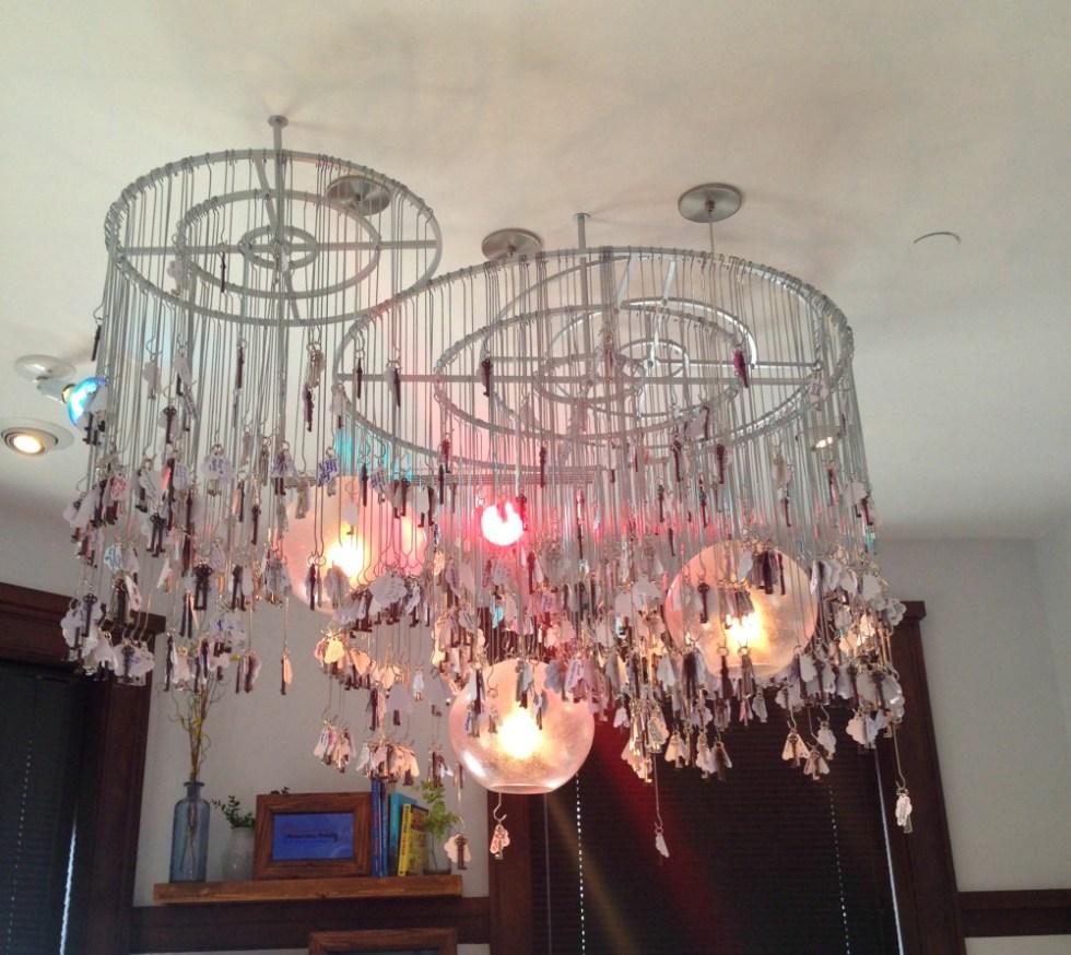 Dream Bank dream chandilier